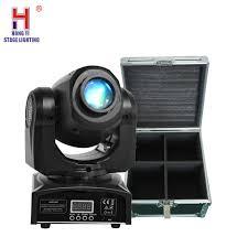 Inno Light Us 362 48 8 Off Led Inno Pocket Spot Mini Moving Head Light 30w Dmx Dj 8 Gobos Effect Stage Lights With Flight Case 4pcs Lot In Stage Lighting