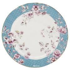 ROZETKA ᐈ <b>Тарелка десертная</b> Katie Alice Ditsy <b>Floral</b> Teal ...