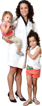 Meet Dr. Alison Days of Healthy Days Pediatrics
