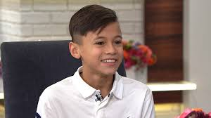 See how this 14-year-old boy wowed Al Roker and the 'Waitress ...