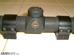 simmons whitetail classic scope. comes with solid scope rings simmons whitetail classic 1