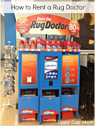 how much does ing a rug doctor cost