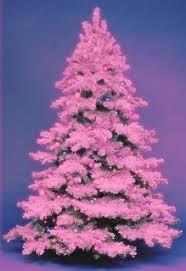 pink #Christmas tree