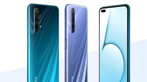 <b>Realme X50 5G</b> with 120 Hz display launched in China, pricing ...