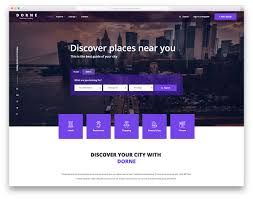 Template For Directory 11 Best Free Directory Website Templates 2019 Colorlib