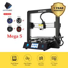 <b>Anycubic Mega S</b> 3d Printer I3 Mega Upgrade Diy 3d Kleur Printer ...
