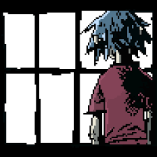 gorillaz feel good inc 16 bit cover page by morganyoung on gorillaz feel good inc 16 bit cover page by morganyoung
