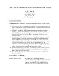 Example Of Resume Title Free Resume Templates