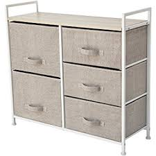 Storage Cube Dresser U2013 Organize Your Nursery Bedroom Or Play Room With  This Fabric Easy To Assemble Dresser M5