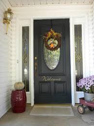 glass front doors home depot front door