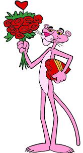 Resultado de imagem para pantera cor de rosa