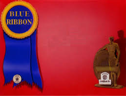 Blue Ribbon Template Merrie Melodies Blue Ribbon Template By Drethphantomhive On Deviantart