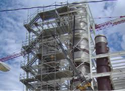 Scaffold Builders R R General Contractors Inc Excel Modular Scaffold Systems
