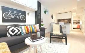 Ideas For Decorating Apartments Custom Apartment Therapy Living Room Desk In Living Room Apartment Living