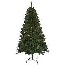 Home Accents Holiday 65 Ft Prelit Jackson Spruce Artificial Sale On Artificial Prelit Christmas Trees