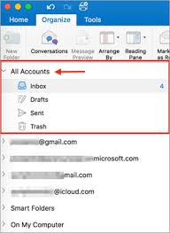 customize views in outlook for mac