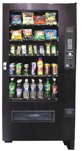 I Used To Ride With A Vending Machine Repairman Amazing Discontinued Vending Machines Reference Page TZ From BMI Gaming