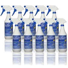 brilliante chandelier crystal cleaner brilliante 10 bottle whole pack manual sprayer