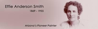 Effie Anderson Smith - Mentors