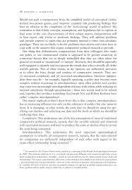 the nature and future of comparative politics 14