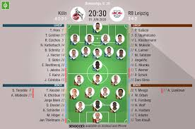 Last game played with freiburg, which ended with result: Koln V Rb Leipzig As It Happened