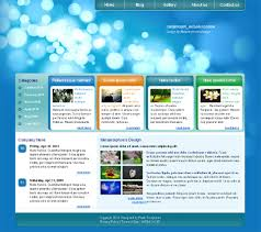 Free Downloads Web Templates 15 Html Web Templates Free Download Images Html Website