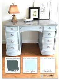 Design Painting Desk 25 Best Painted Desks Ideas On Pinterest Refinished Of  How to Paint A Desk