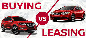 Buy Vs Lease A Car Buying Vs Leasing Nissan Of Melbourne