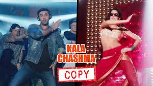 ranbir kapoor copies katrina s kala chashma in the break up song