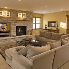 Image Stone 99 Impressive Living Room Ideas With Fireplace And Tv Pinterest 36 Impressive Fireplace Design Decoration Ideas Trending