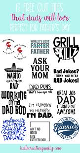 Some of the links on this site are affiliate links. Free Dad Bbq Cut Files 12 Cut Files Perfect For Father S Day