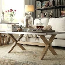 zinc top coffee table zinc top coffee table by round zinc top coffee table