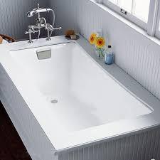 dual mount tubs