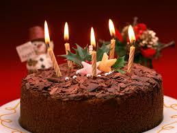 write name on candle cake