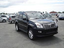 2005 Toyota LAND Cruiser Prado Photos, 3.4, Gasoline, Automatic ...