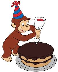 573x708 curious george birthday card 50 best curious george images on