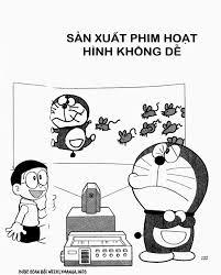 Sản xuất phim hoạt hình không dễ | Wikia Doraemon tiếng Việt