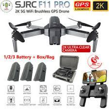 <b>SJRC F11 PRO</b> 5G Wifi <b>GPS</b> FPV Drone With 2K Camera Foldable ...
