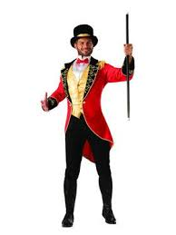 Perfect Adult Ringmaster Mens Costume