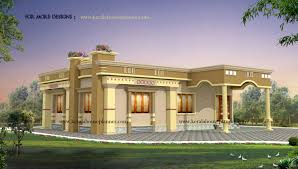 kerala single floor house plans best of single floor house designs small modern plans with open
