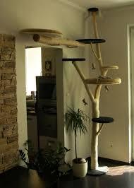 simple diy cat tree design