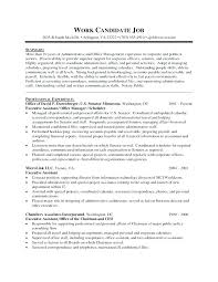 Administrative Assistant Resumes Samples Old Version Administrative