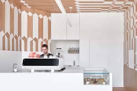 Design Shop Toronto Milkys Toronto Is A Third Wave Coffee Shop With Real Design