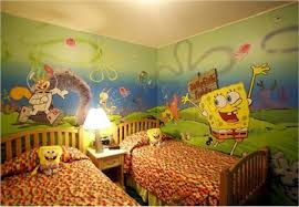 Bedroom: Creative Design Ideas For Boys Bedroom Using Circus Theme ...
