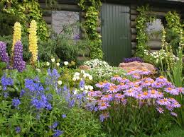 Small Picture Nifty Cottage Garden Design H21 For Your Home Interior Ideas with
