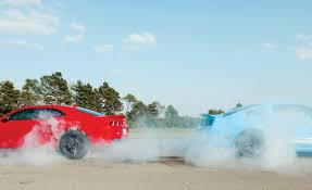 2012 Chevrolet Camaro ZL1 vs. Ford Mustang Shelby GT500 Comparison ...