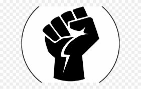 Fist Transparent Background Injustice Clipart Transparent Raised Fist Png Download