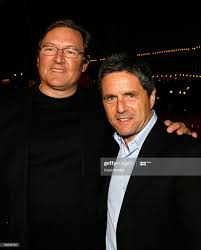 Producer Lorenzo di Bonaventura and CEO of Paramount Pictures Brad... News  Photo - Getty Images
