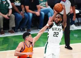 Bucks tie NBA Finals vs Suns ...