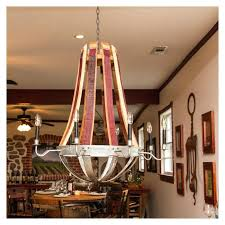 wine barrel chandelier for eimatco intended for brilliant house wine barrel chandelier for remodel